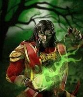 Shang Tsung the Soul Stealer