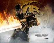 Scorpion mkd-b