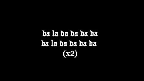 Bad Karma by Ida Maria with lyrics on screen