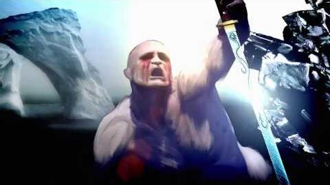 MK9 (2011) Mortal Kombat Kenshi Vignette 720p HD MK9 Kenshi Gameplay