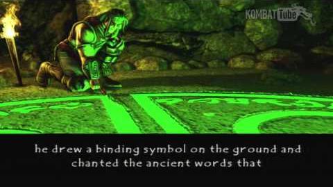 MK-D Ending- NIGHTWOLF