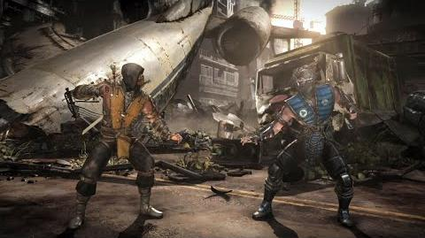 Mortal Kombat X Official TV Spot