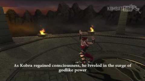 MK-Armageddon Ending- Kira
