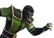 Reptilearmageddonversus