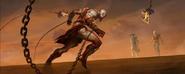 Kratos MK9 ending2