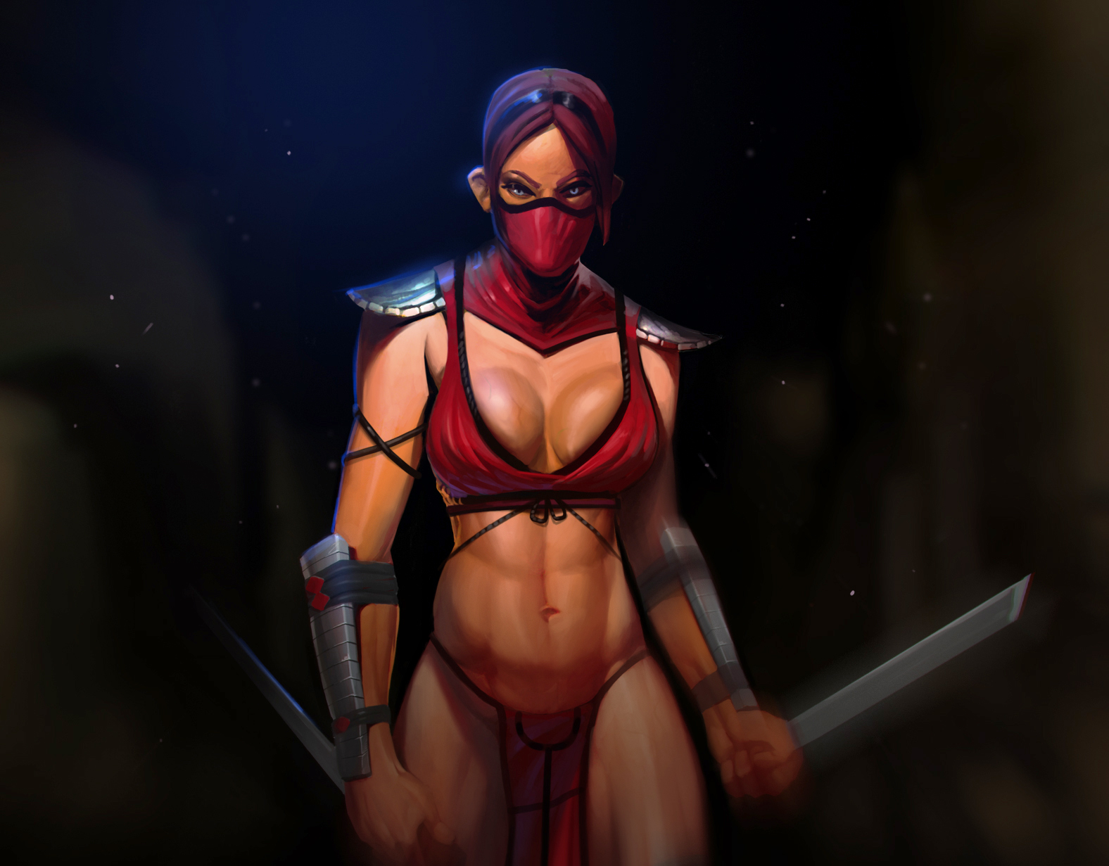 Mortal kombat skarlet naked nackt pic