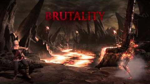 Liu Kang Brutality 5 - Hot Mess