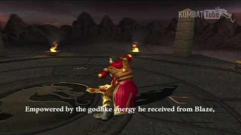 MK-Armageddon Ending- Shang Tsung-0