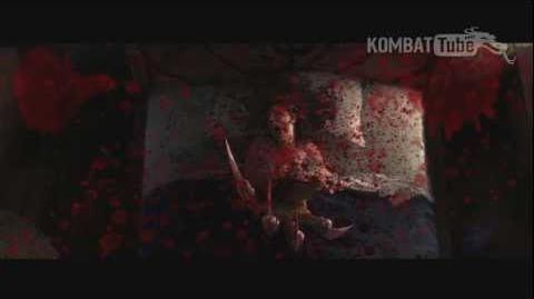MK9 Ending- FREDDY KRUEGER