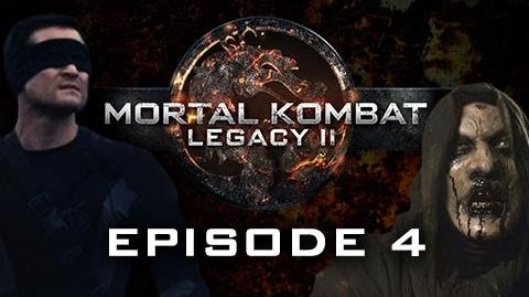 Mortal Kombat Legacy II - Episode 4