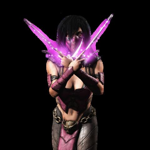 File:Mortal kombat x ios mileena render 3 by wyruzzah-d90k0c4.png