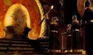 Lava Shrine Priests & the Great Dragon Egg