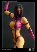 Mortal-Kombat 9 Mileena Statue