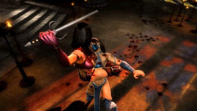 File:Mileena stab attack mk9.jpg