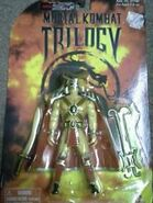 Trilogy Shao Kahn figure carded