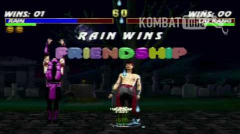 MK III Rain Friendship