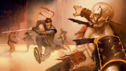 Mortal Kombat X - Kenshi's Ending
