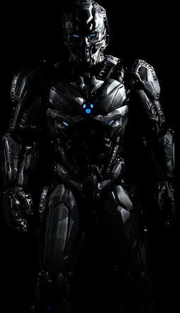 Tri-Borg MKX Render