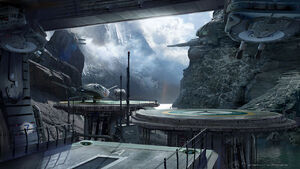 Special Forces Base (Mountain Hangar)
