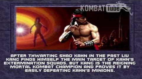 MK III Ending- LIU KANG