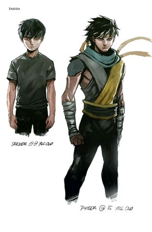 File:Takeda MKX Comic Concept Art.jpg