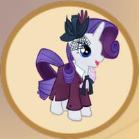 Noir Damsel Outfit