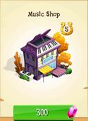 Music Shop Store Unlocked