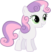 Sweetie Belle vector