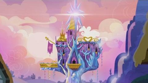 Twilight Sparkle's Castle My Little Pony Friendship is Magic Game Gameloft Mi Pequeño Poni MLP FiM