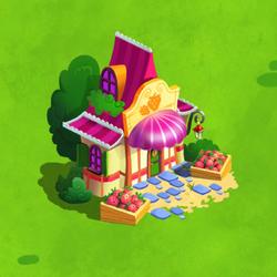 Strawberry Shop