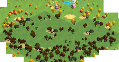 Sweet Apple Acres Land