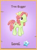 Tree Hugger locked