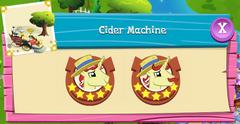 Cider Machine residents