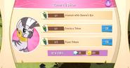 Zecora's Decor tasks
