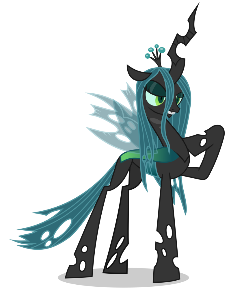 Queen Chrysalis The My Little Pony Gameloft Wiki