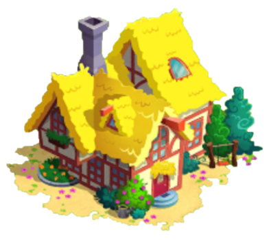 Image - FANMADE Ponyville House.png | My Little Pony Friendship is ...