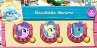 Cloudsdale Mane-or
