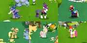 My little pony ios nightmare night costumes by steghost-d6sew6g-1-