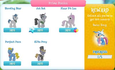 Prime Ponies