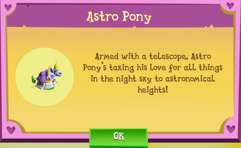 Astro Pony Album Description