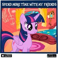 Pony Resolutions 2014 Twilight Sparkle 2