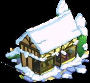 Antique Shop Winter