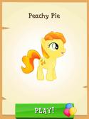 Peachy Pie unlocked