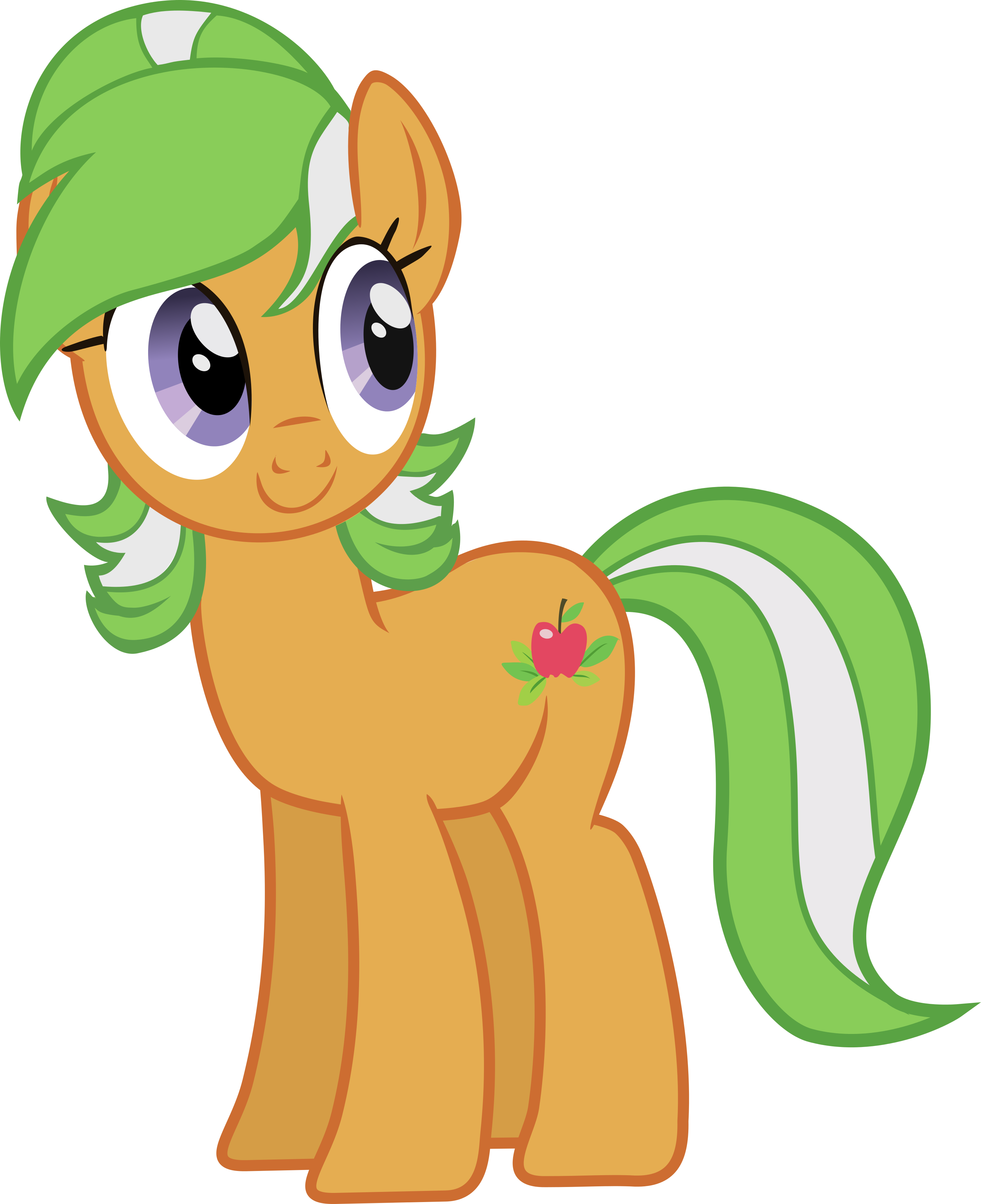 Výsledek obrázku pro mlp apple leaves