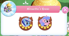 Minuette's House residents