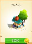 Pie Cart Store Unlocked