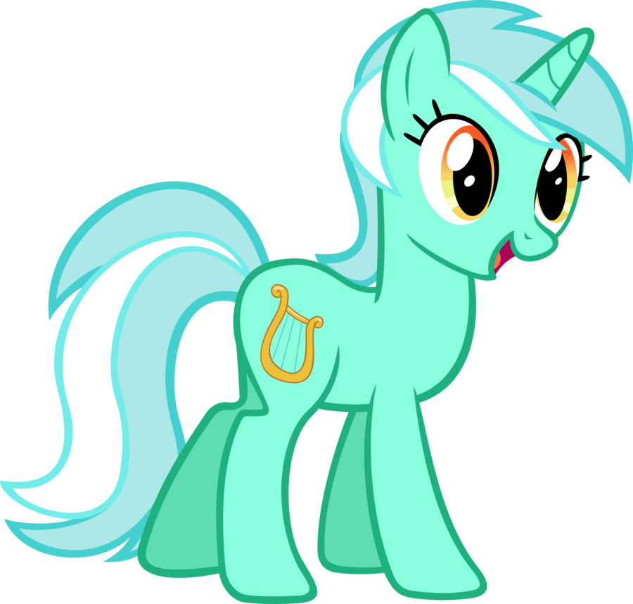 Lyra Heartstrings #5 by VaderPL on DeviantArt