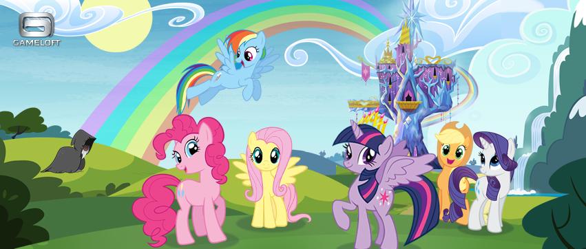 Update 2.2 | The My Little Pony Gameloft Wiki | Fandom