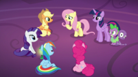 """Fluttershy """"refuse to come out until morning"""" S5E21"""