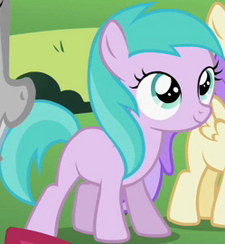 half note my little pony la magia de la amistad wiki
